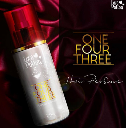 Perfume Capilar Love Potion Cabelo