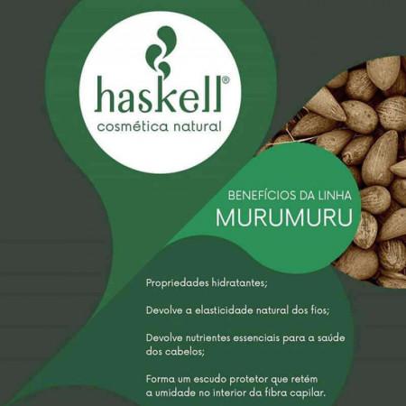 Haskell Murumuru Condicionador Nutrição Prolongada 500ml