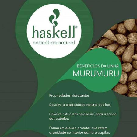 Kit Haskell Murumuru Nutrição Protetora (4 Produtos)