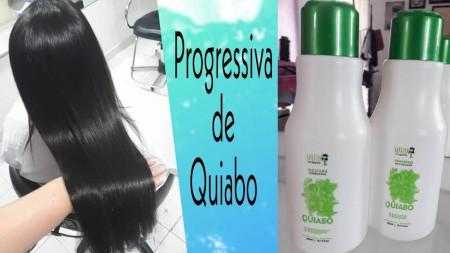 Progressiva de Quiabo Maria Escandalosa Kit 2x1 Litro
