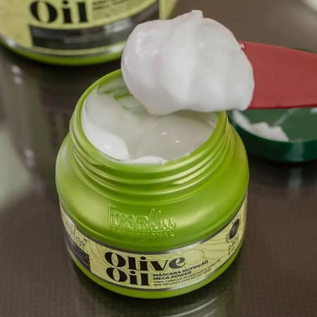 Forever Liss Olive Oil Máscara de Umectação Capilar 240g
