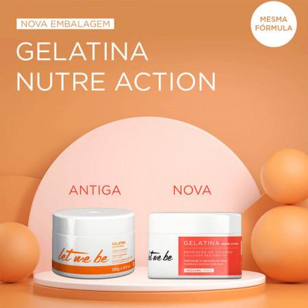 Let Me Be Gelatina Capilar Hidratante 250g ProSalon