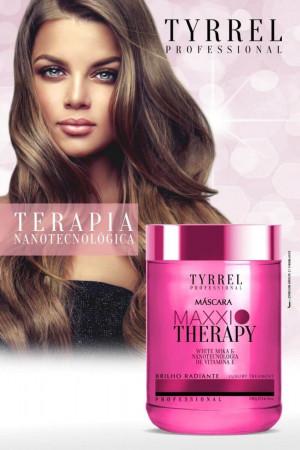 Tyrrel Maxxi Therapy Máscara Hipernutrição e Reposição de Massa