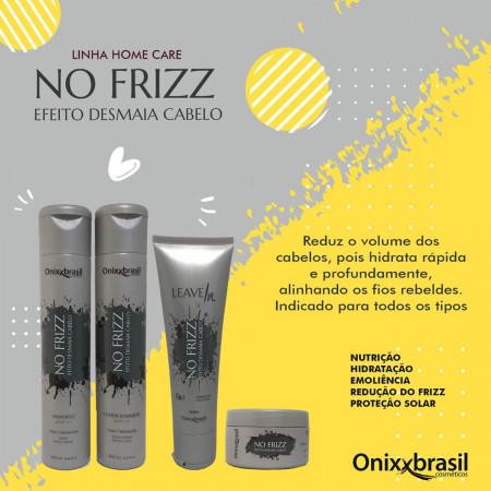 Condicionador Onixx Brasil No Frizz 300ml
