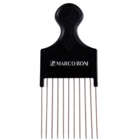 Pente Marco Boni Afro com Dentes De Metal - 1219
