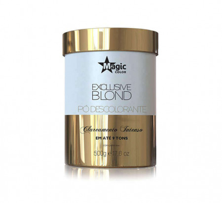 Magic Color Exclusive Blond Pó Descolorante 500g
