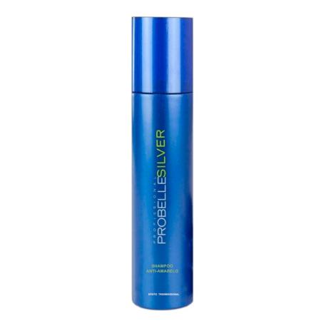 Probelle Silver - Shampoo Matizador Anti Amarelo 250ml