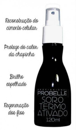Probelle Soro Termo Ativado Spray 120ml