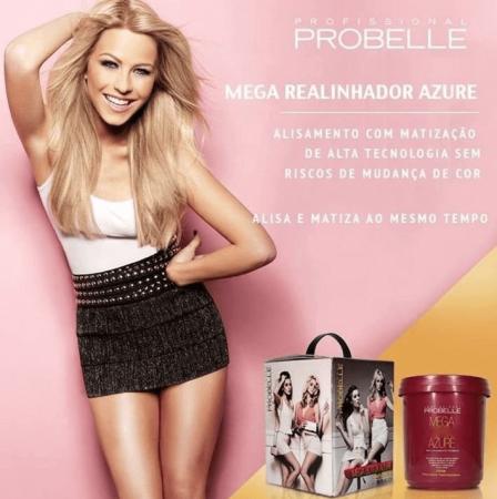 Probelle Bt-o.x Realinhamento S/ Formol p/ Loiros - 150g