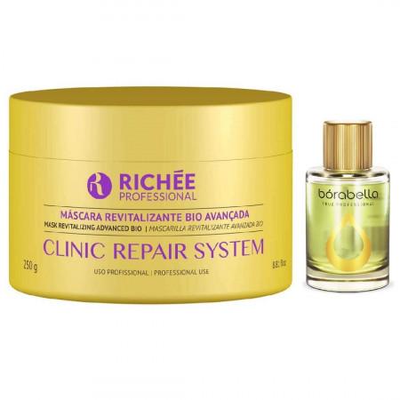 Richée Clinic Repair System Máscara Capilar 250g