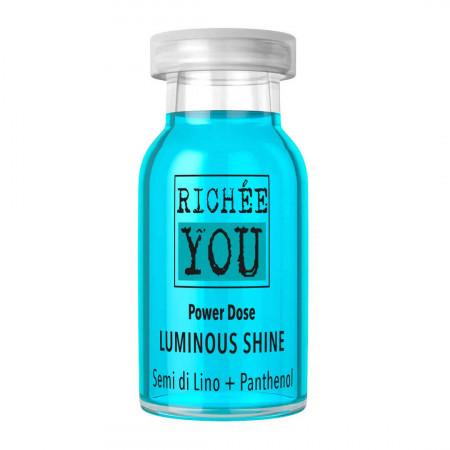 Ampola Richée You Power Dose Brilho Luminous Shine - 12ml
