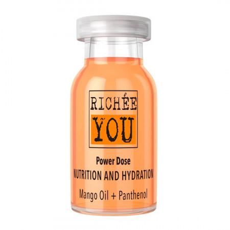 Ampola Richée You Power Dose Nutrição e Hidratação - 12ml