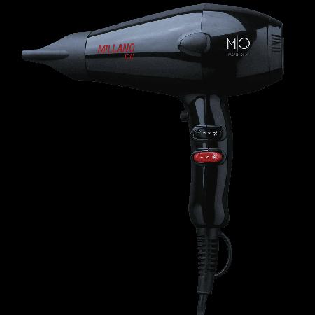 Secador de Cabelo MQ Professional Millano 220V Black - 1900W