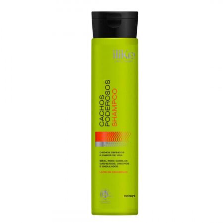 iLike Cachos Poderosos Shampoo 300ml