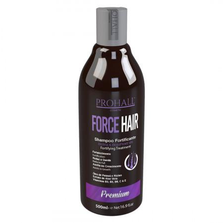 Prohall Shampoo Force Hair Crescimento Acelerado 500ml