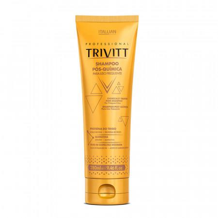 Itallian Trivitt Shampoo Pós Química 280ml