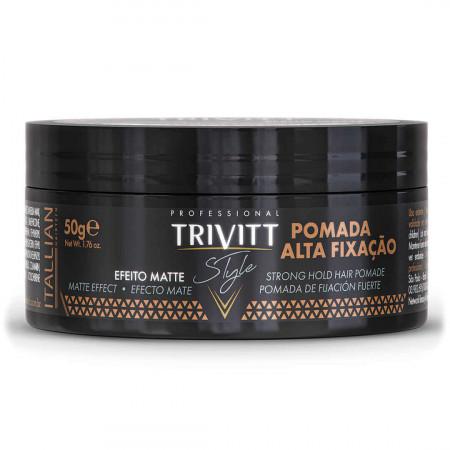 Itallian Trivitt Style Pomada Alta Fixação - 50g