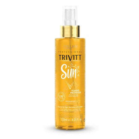 Itallian Trivitt Sun Fluido Protetor c/ Filtro Solar 120ml