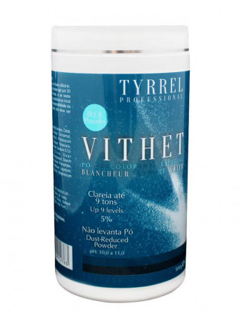 Tyrrel Pó Descolorante Especial Vithet Blue Powder 500g