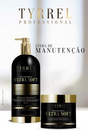 Tyrrel Home Care Manutenção Pós Ultra Soft Kit Shampoo + Mascara