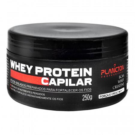 Plancton Whey Protein Capilar Máscara De Tratamento 250g