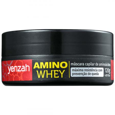 Yenzah Whey Amino Whey Máscara Capilar 120g