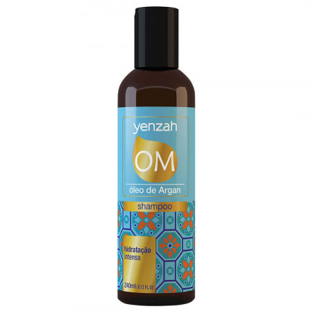Yenzah Shampoo OM Óleo de Marrocos Argan 240ml