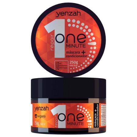 Yenzah One Minute Máscara Condicionadora 250g