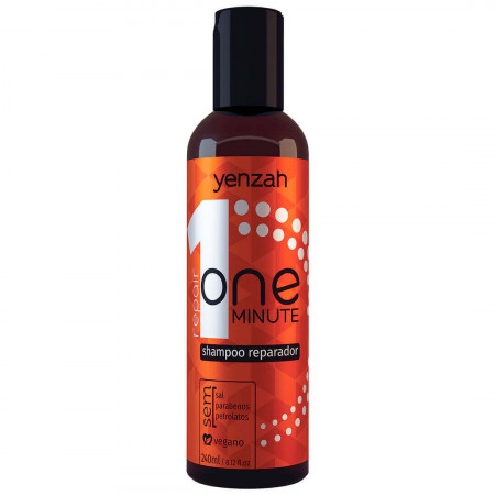 Yenzah One Minute Shampoo Reparador 240ml