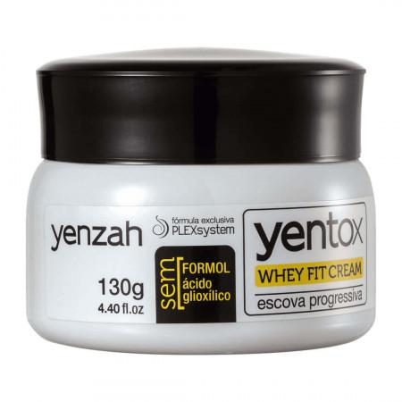 Yenzah Escova Progressiva Power Whey Yentox Whey Fit Cream 130g