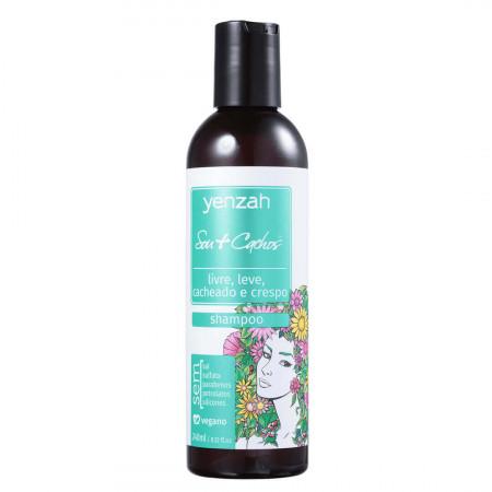 Yenzah Sou + Cachos Shampoo Low Poo 240ml