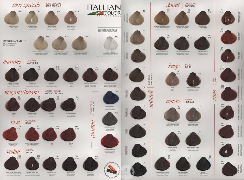 Itallian Color N. 764 Rubi
