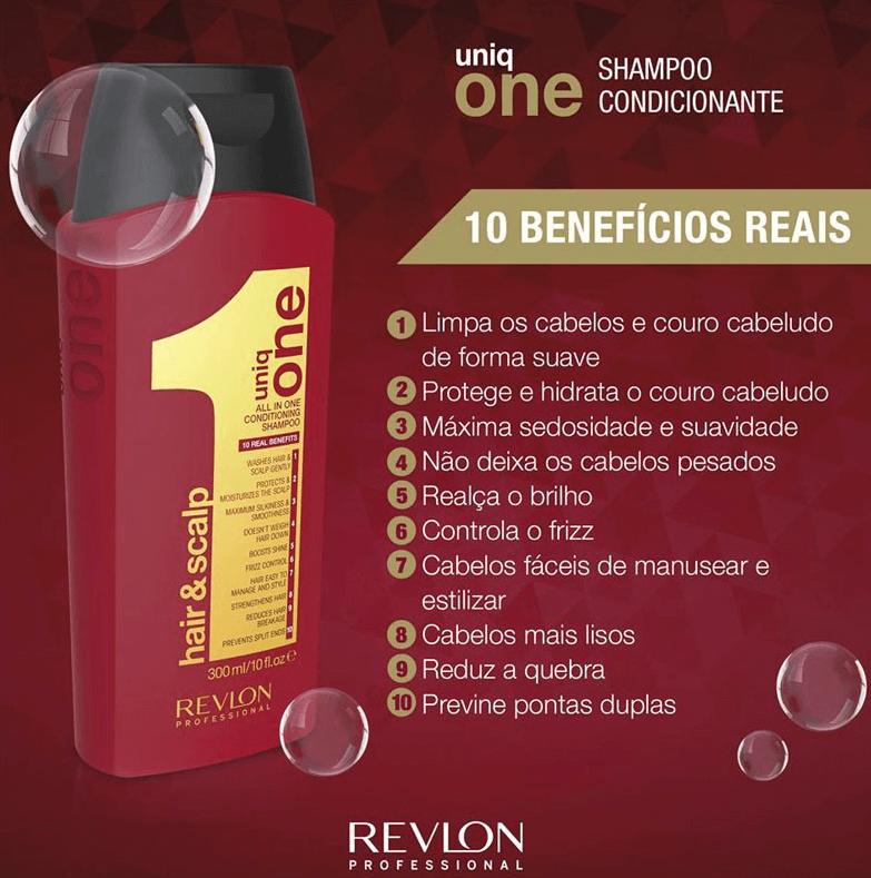 Shampoo Uniq One