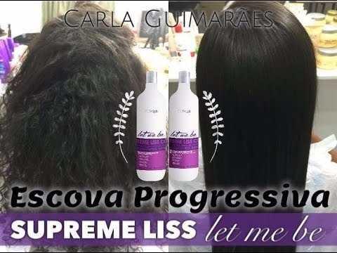 Let Me Be Escova Progressiva