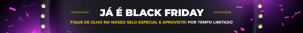 Black Friday Dot Cosméticos