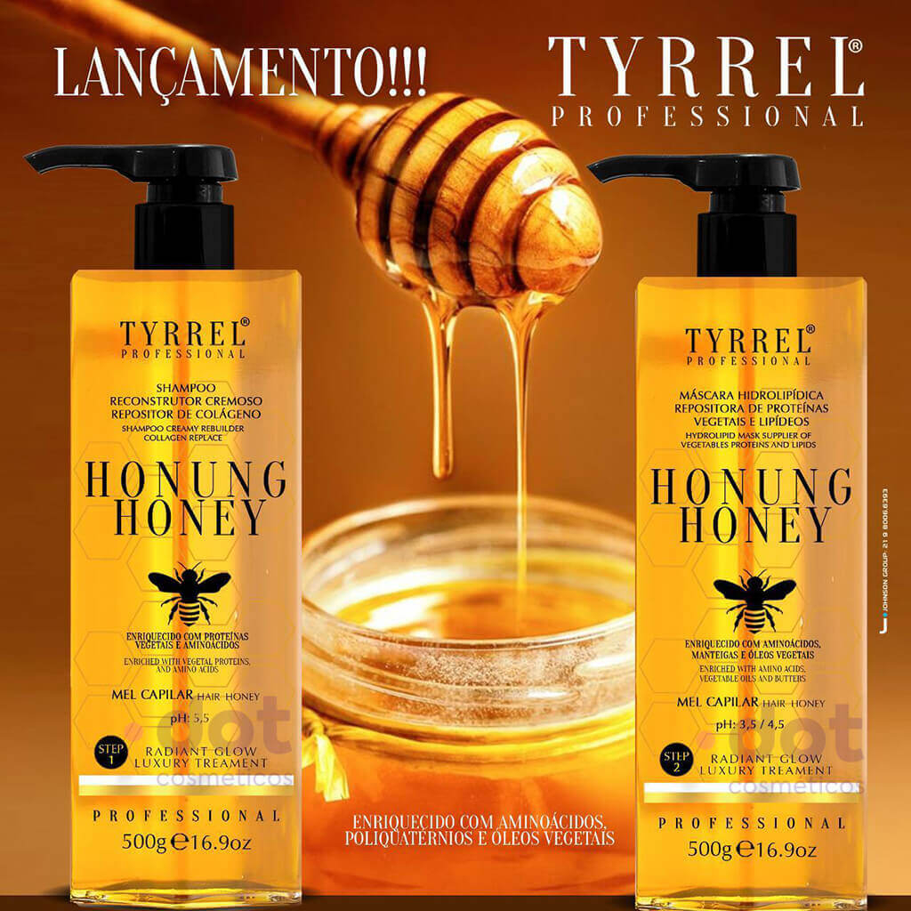 Tyrrel honung honey dot