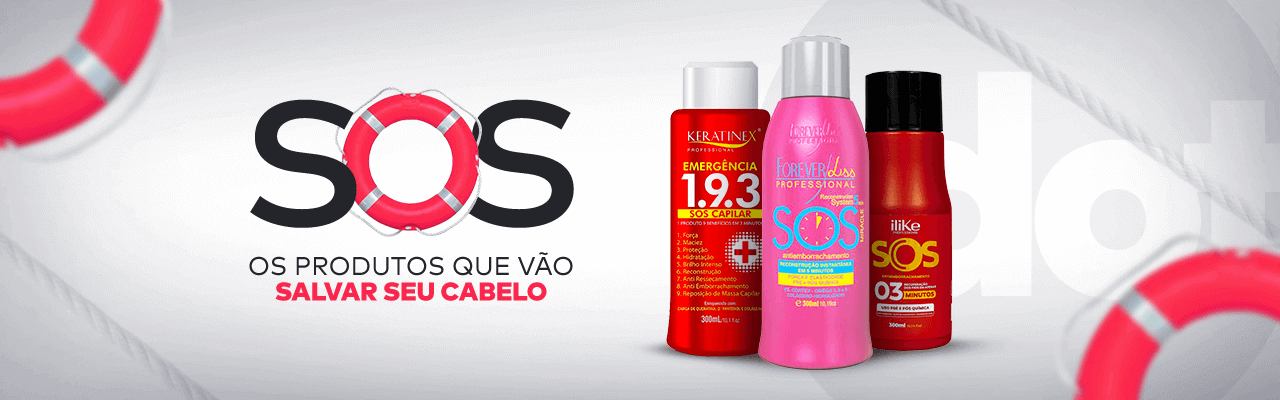 Dot Cosmeticos SOS