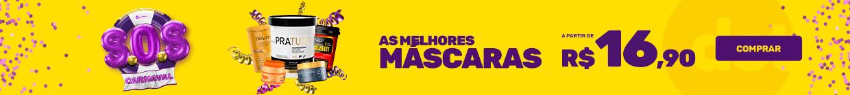 Carnaval Dot 2020 Mascara
