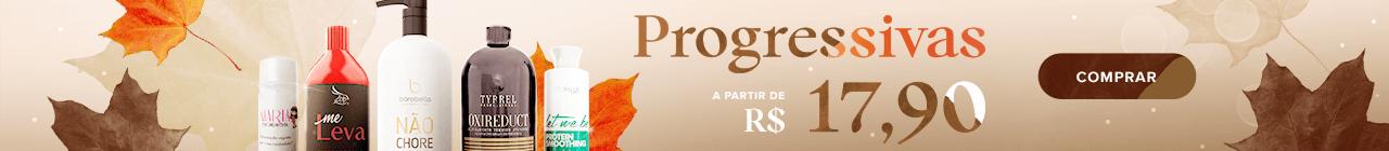 Outono Progressivas Dot Cosméticos