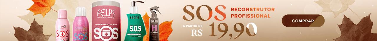 Outono Reconstrução Dot Cosméticos