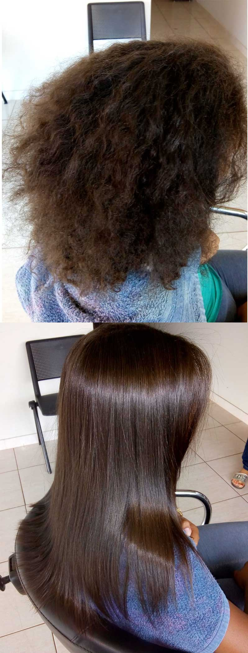 borabella antes e depois selagem