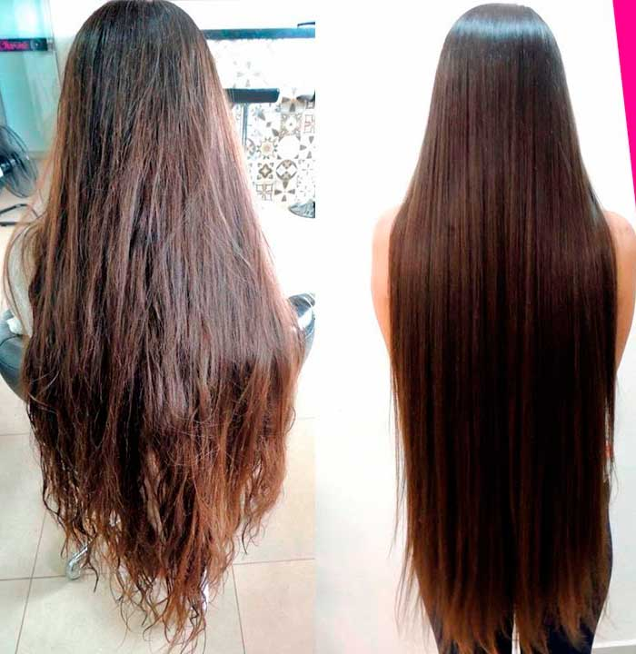 Desmaia Cabelo Forever Liss