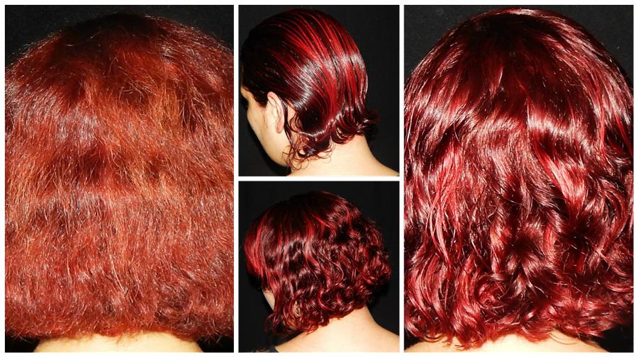 Resultado Forever Liss Color Red